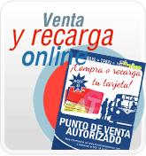 Venta y recarga online
