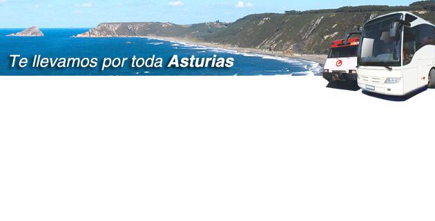 Te llevamos por toda Asturias