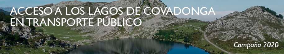 CAMPAÑA 2020 PLAN DE ACCESO A LOS LAGOS DE COVADONGA